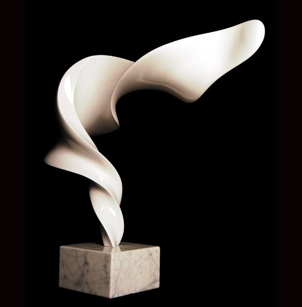 Small living room furniture - Sculptor And Artist Don Frost Creates Beautiful Flow Forms That